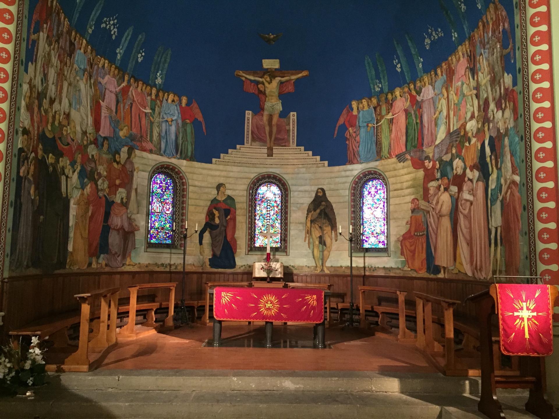 Liturgie pentecote all